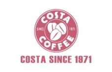 costa 咖啡标志图片