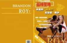 罗伊NBA书籍设计图片